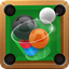 100 Pool Balls Game icon