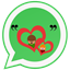 10000+ Whatsapp Love Status icon