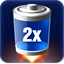 2x Battery icon