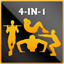 4-in-1 Fitness Pack icon