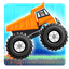 4x4 Hill Climb Truck Run icon