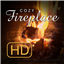 A Very Cozy Fireplace HD icon