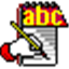 ABCEditor icon