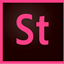 Adobe stock icon