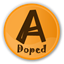 Ampache Doped icon