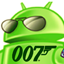 Android 007 icon