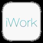 Apple iWork icon