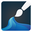 ArtBoard Creative Drawing icon