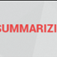 Summarizing - Article Summarizer icon