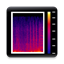 Aspect - Audio Files Spectrogram Analyzer icon