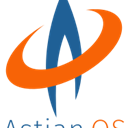 Astian operating system icon