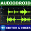 AudioDroid : Audio Mix Studio icon