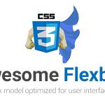 Awesome Flexbox Icon