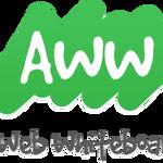 A Web Whiteboard Icon