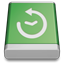 Backup Scheduler: Time Editor icon