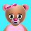 Bear Dress Up icon