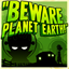 Beware Planet Earth icon