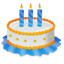 Birthdays icon