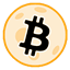 Bitcoin Ticker - To the Moon! icon