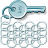 Bitobit Mithril Password Manager icon