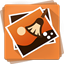 Black Bird Image Optimizer icon