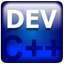 Bloodshed Dev-C++ icon