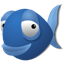 Bluefish Editor icon