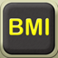 BMI Calculator‰ icon