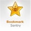 Bookmark sentry icon