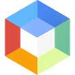 Square SVG icon