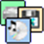 Broken X Disk Manager icon