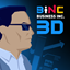 Business Inc. 3D icon
