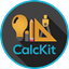 CalcKit: All-in-One Calculator icon