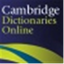 Cambridge Dictionaries Online icon