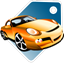 Cars HotSurf icon