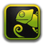 Chameleon window manager icon