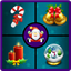 Christmas Memory Game icon
