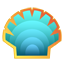 Open shell icon