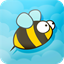 Clumsy Bee icon