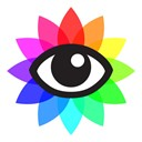 Colorblind friend icon