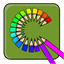 Color Blind Vision icon