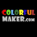 Colorful Maker Icon
