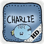 Comb Over Charlie Icon