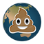 Crap Map App: Restrooms & Poop icon