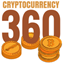 Cryptocurrency 360 icon