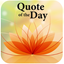Daily Quotes with Image Editor icon