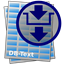 DB-Text icon