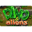 Dino and Aliens icon