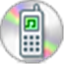 Disc2phone icon