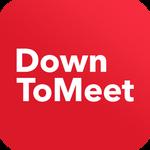 DownToMeet icon